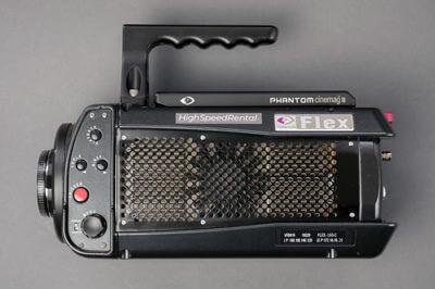 Phantom Flex 2K Camera Rent for any location in Europe
