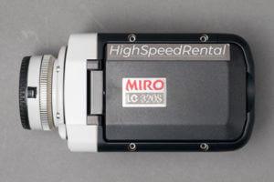Phantom Miro LC320S Cinema Camera Rental for any location in Europe
